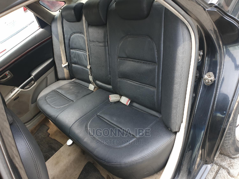 Archive: Hyundai Azera 2006 SE Black