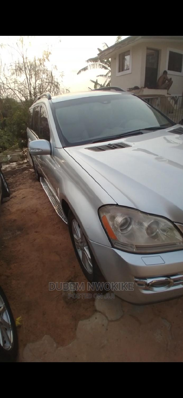 Archive: Mercedes-Benz GL Class 2008 GL 450 Gray