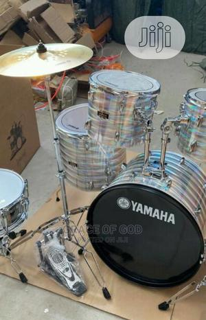 Professional Yamaha Drum 5 Set | Musical Instruments & Gear for sale in Lagos State, Ikeja