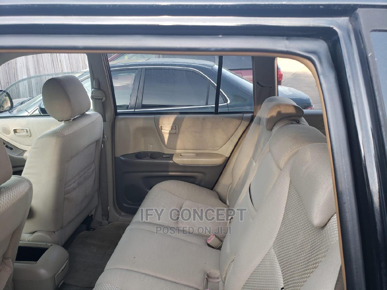 Archive: Toyota Highlander 2006 Limited V6 Black