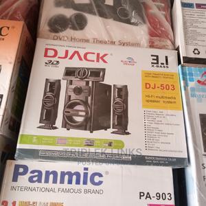 Djack Dj 503 Bluetooth Home Theater | Audio & Music Equipment for sale in Lagos State, Ikeja