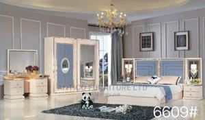 Quality Royal Bed With Wardrobe And Drawers   Furniture for sale in Abuja (FCT) State, Central Business District