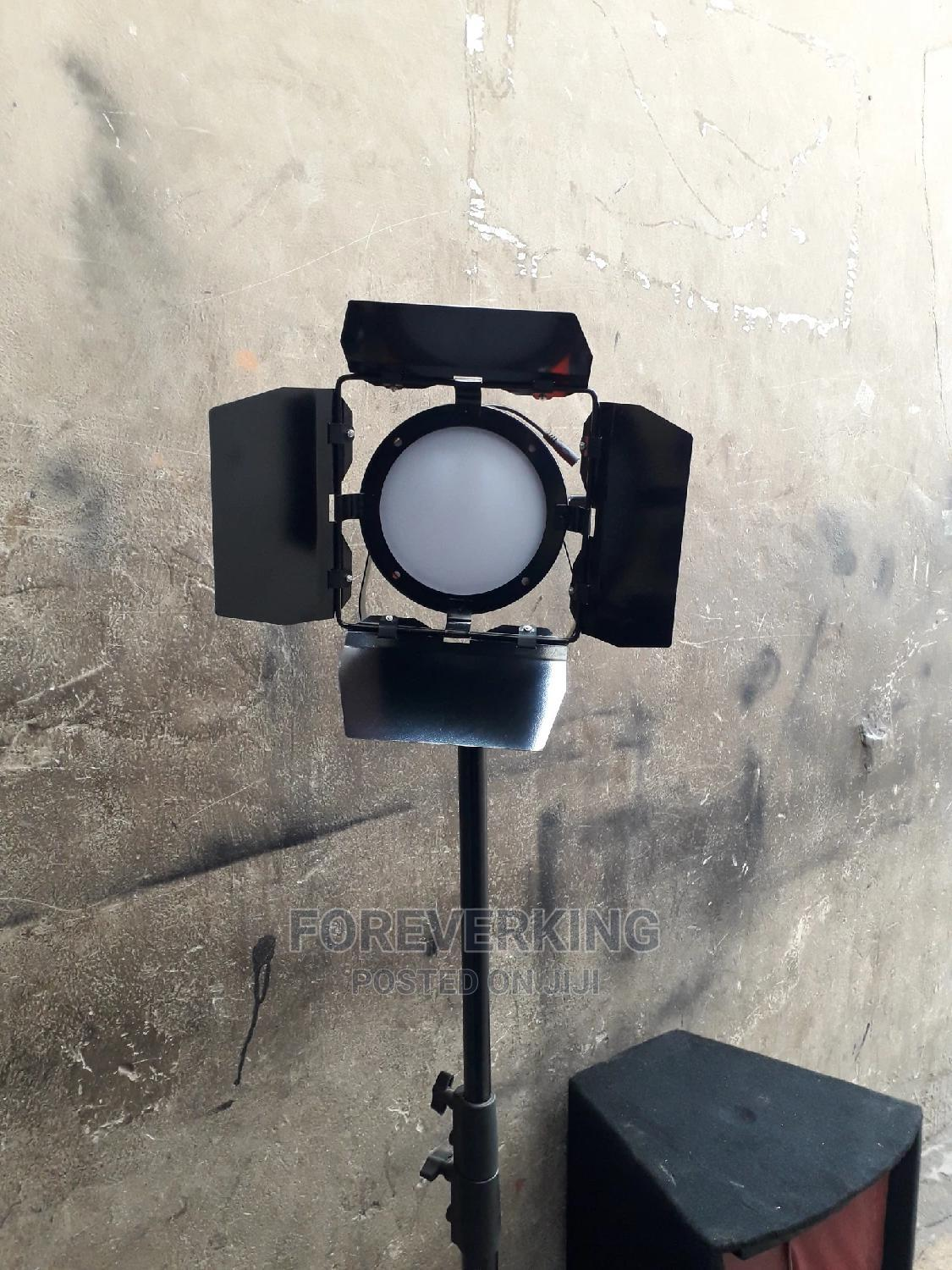 LED Redhead Light for Makeup and Video Recording