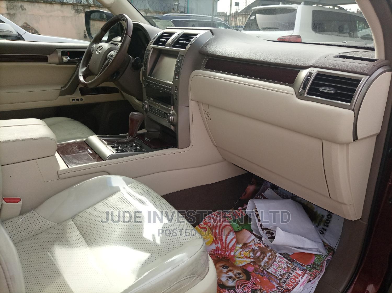 Archive: Lexus GX 2015 460 Luxury Silver
