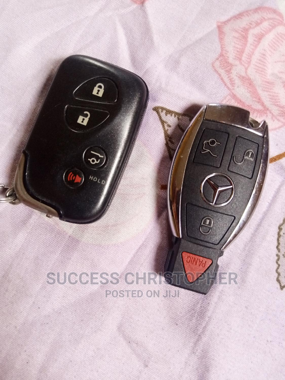 Archive: Car Key in Port-Harcourt