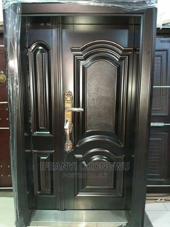 4ft Security Copper Door