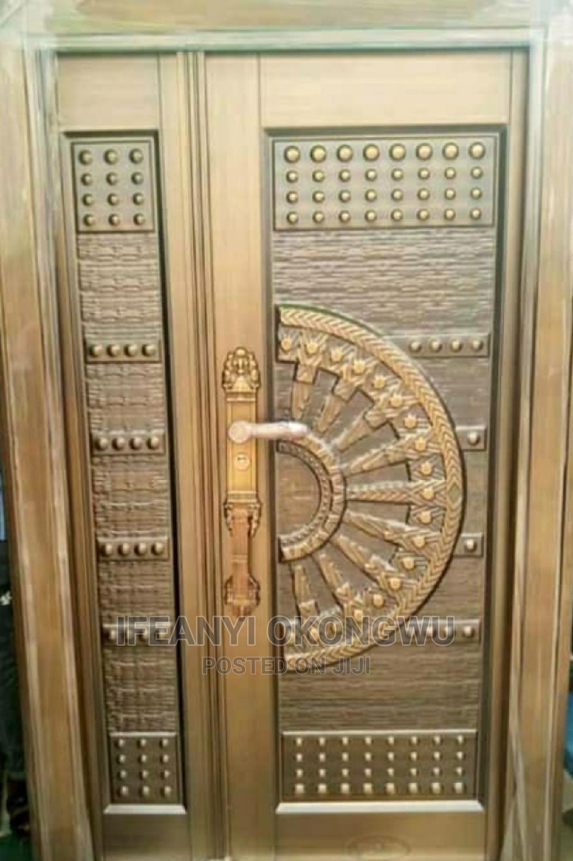 Archive: 4ft Brown Copper Door