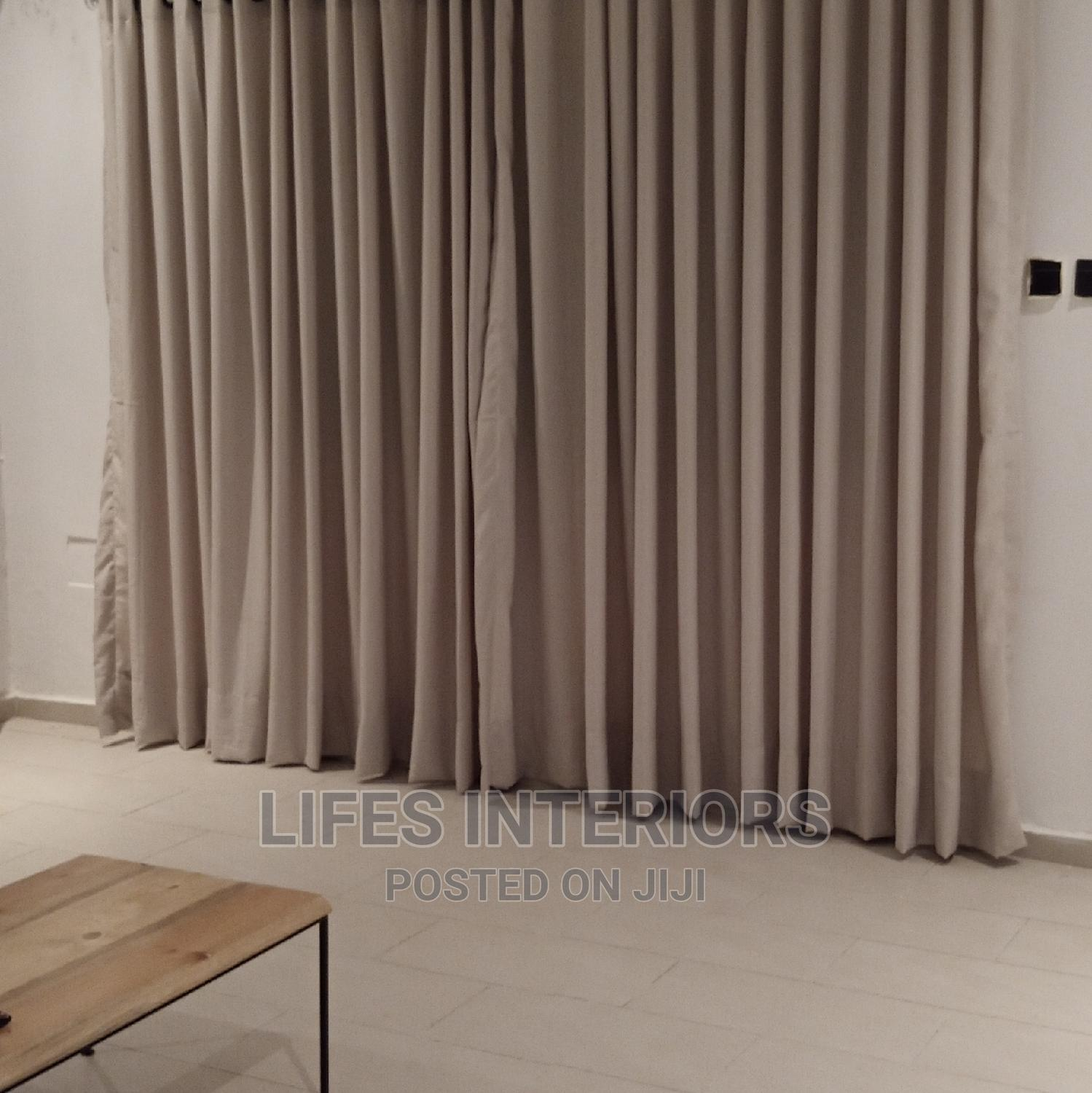 Quality and Beautiful Curtains Available
