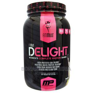 Fitmiss Delight Women's Complete Protein Shake - 2lbs   Vitamins & Supplements for sale in Lagos State, Ipaja