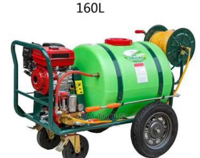 Boom Sprayer 160l