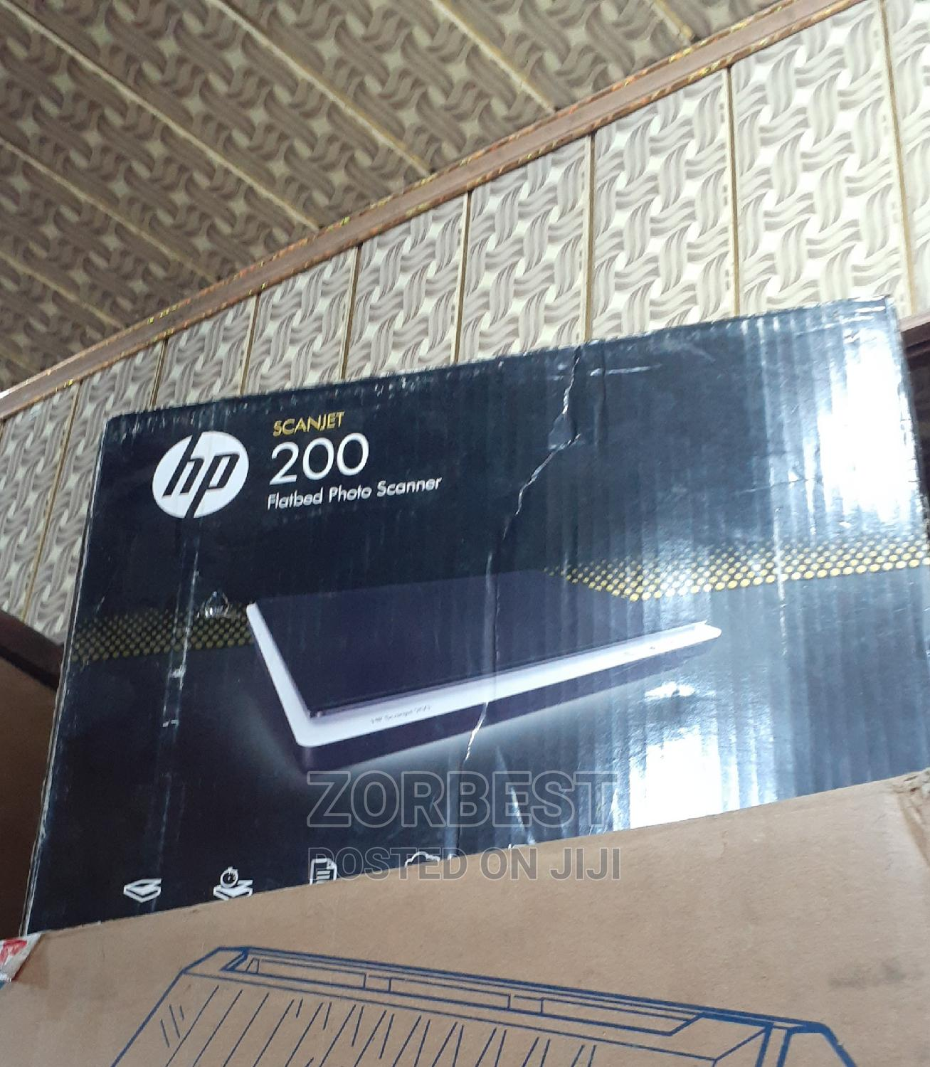 Hp Scanjet 200