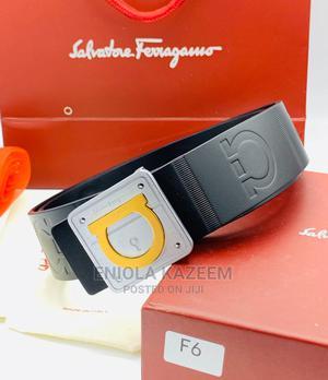 Original Salvatore Ferragamo Leather Available Now | Clothing Accessories for sale in Lagos State, Lagos Island (Eko)