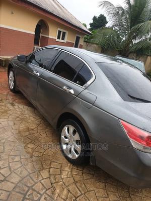 Honda Accord 2009 EX V6 Automatic Gray | Cars for sale in Akwa Ibom State, Uyo