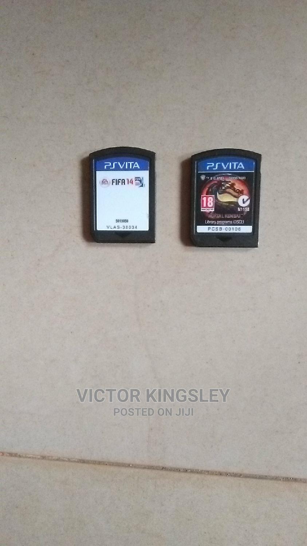 Archive: PS Vita Fifa 14 And Mortal Combat