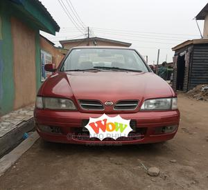 Nissan Primera 2001 Red   Cars for sale in Lagos State, Kosofe