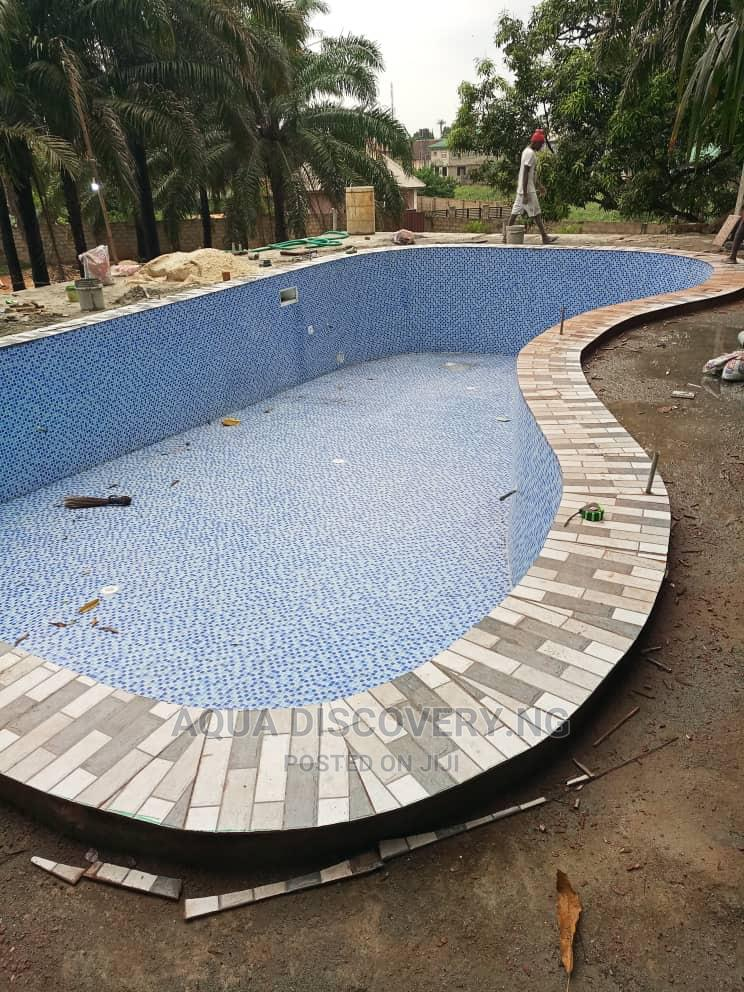 Swimming Pool Construction | Building Materials for sale in Obio-Akpor, Rivers State, Nigeria
