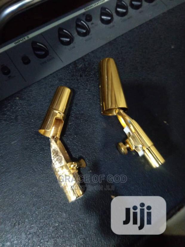TENOR Saxophone Metal Mouth Piece