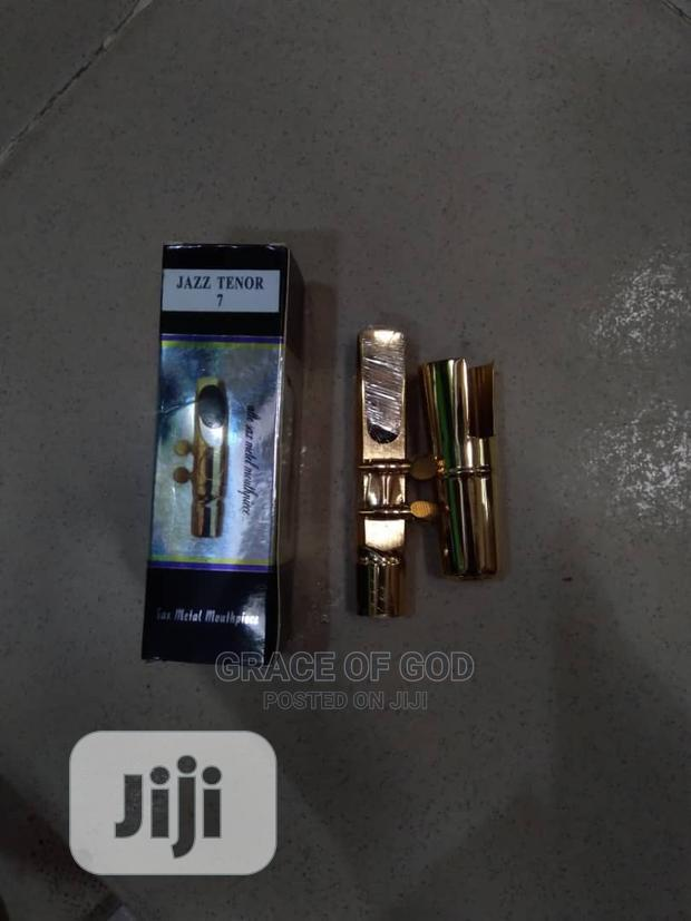 TENOR Saxophone Metal Mouth Piece | Musical Instruments & Gear for sale in Ikeja, Lagos State, Nigeria