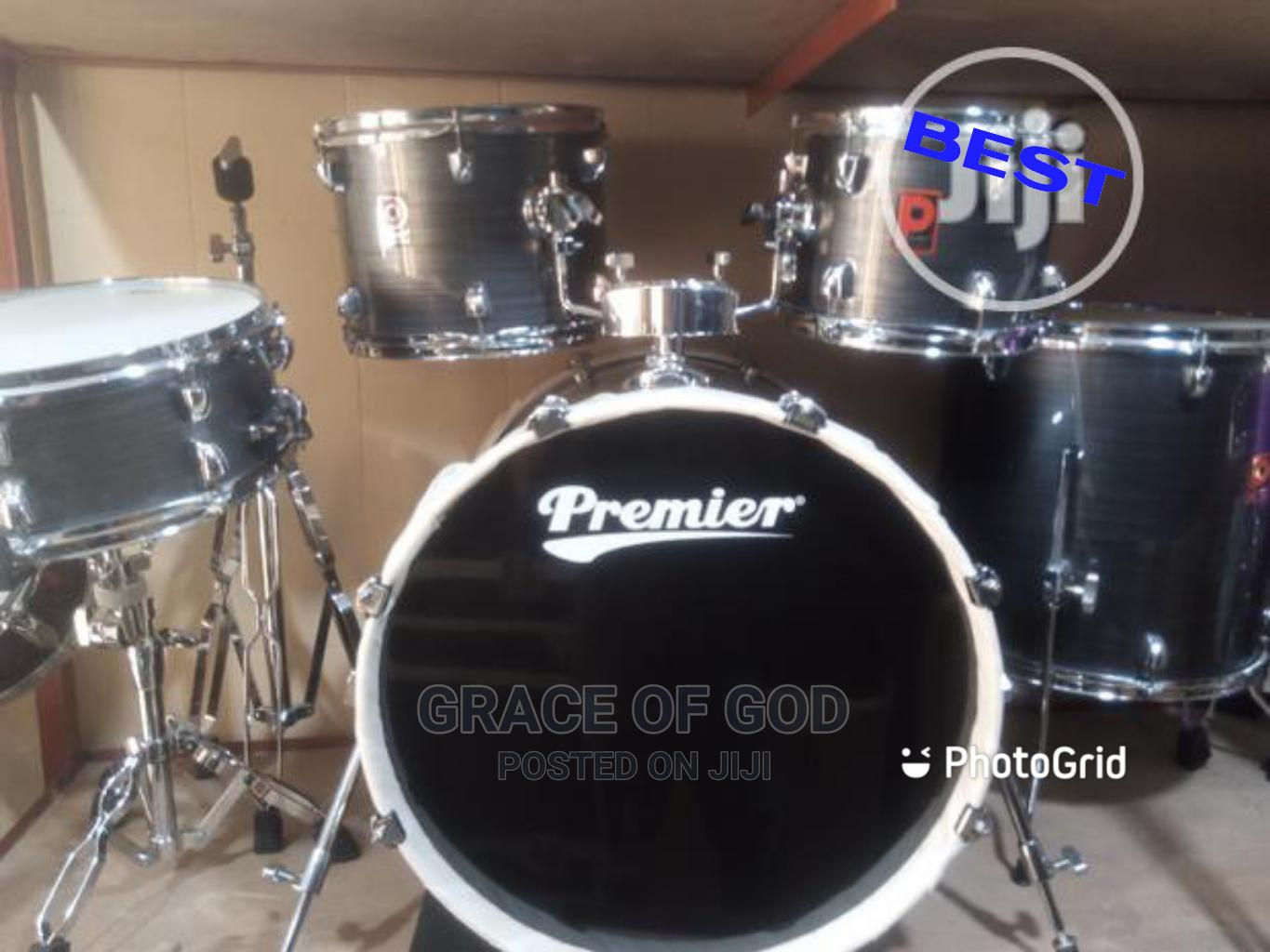 Professional Premier Drum 5 Set | Musical Instruments & Gear for sale in Ikeja, Lagos State, Nigeria