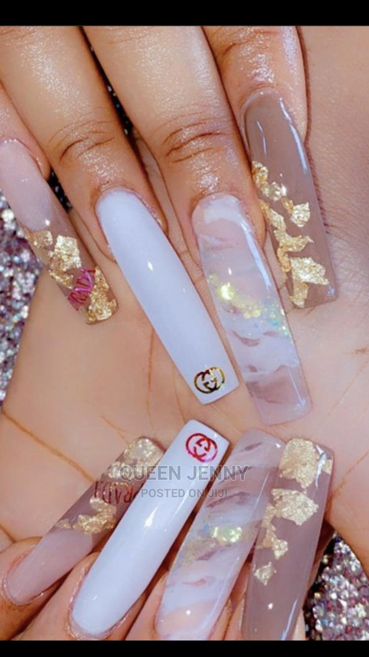Archive: Technician in All Kind of Nails,Makeup,Predicate Etc