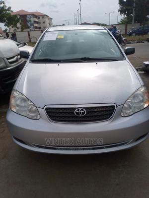 Toyota Corolla 2008 1.8 LE Silver   Cars for sale in Lagos State, Amuwo-Odofin