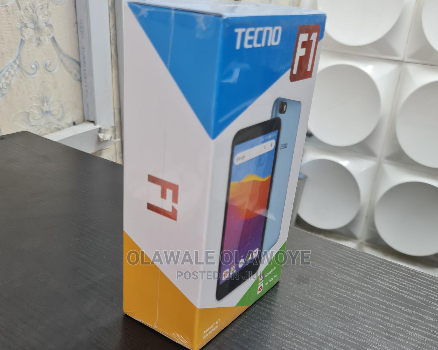 New Tecno F1 8 GB Other | Mobile Phones for sale in Ikeja, Lagos State, Nigeria
