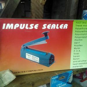 "Mec Impulse Sealer Iron Body 8"" High Quality Heating | Manufacturing Equipment for sale in Lagos State, Lagos Island (Eko)"