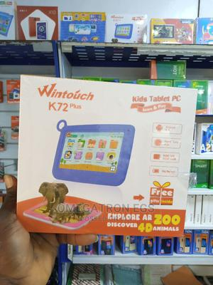 New Wintouch K72 16 GB Pink | Tablets for sale in Lagos State, Ikeja