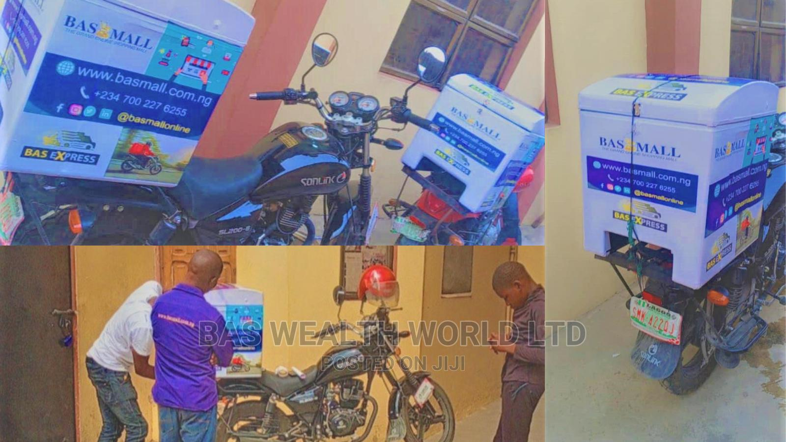 Archive: 2 Dispatch Riders Needed.