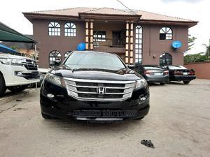 Honda Accord CrossTour 2011 EX-L AWD Black | Cars for sale in Lagos State, Amuwo-Odofin