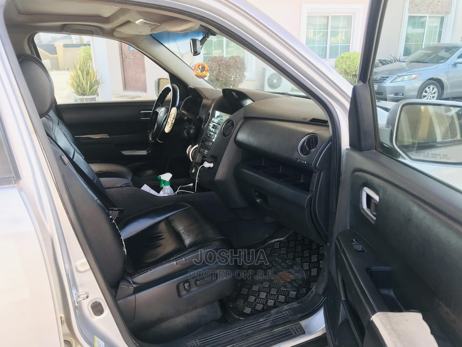 Honda Pilot 2011 Gray | Cars for sale in Kado, Abuja (FCT) State, Nigeria