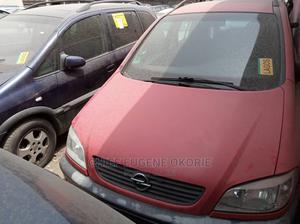 Opel Zafira 2001 Red | Cars for sale in Lagos State, Amuwo-Odofin