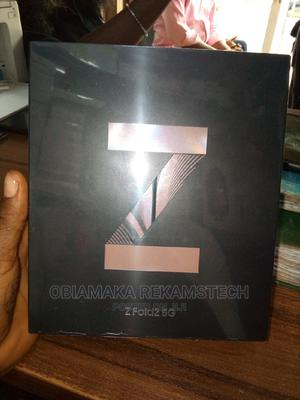 New Samsung Galaxy Z Fold 2 256GB Gold   Mobile Phones for sale in Lagos State, Ikeja