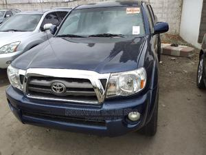Toyota Tacoma 2007 Access Cab Blue   Cars for sale in Lagos State, Apapa