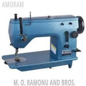 Original Industrial Zigzag And Embroidery Sewing Machine   Manufacturing Equipment for sale in Lagos State, Surulere