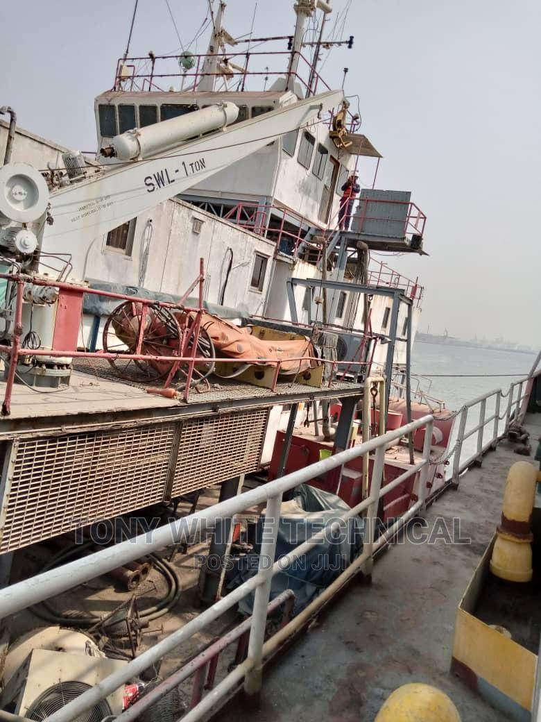 Vessel (Tugboat) For Hire