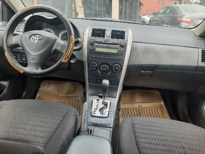 Archive: Toyota Corolla 2012 Blue