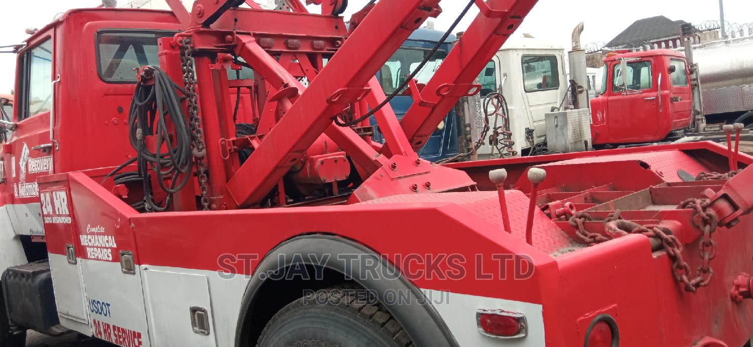 Ford Towing Van 1996 | Trucks & Trailers for sale in Amuwo-Odofin, Lagos State, Nigeria