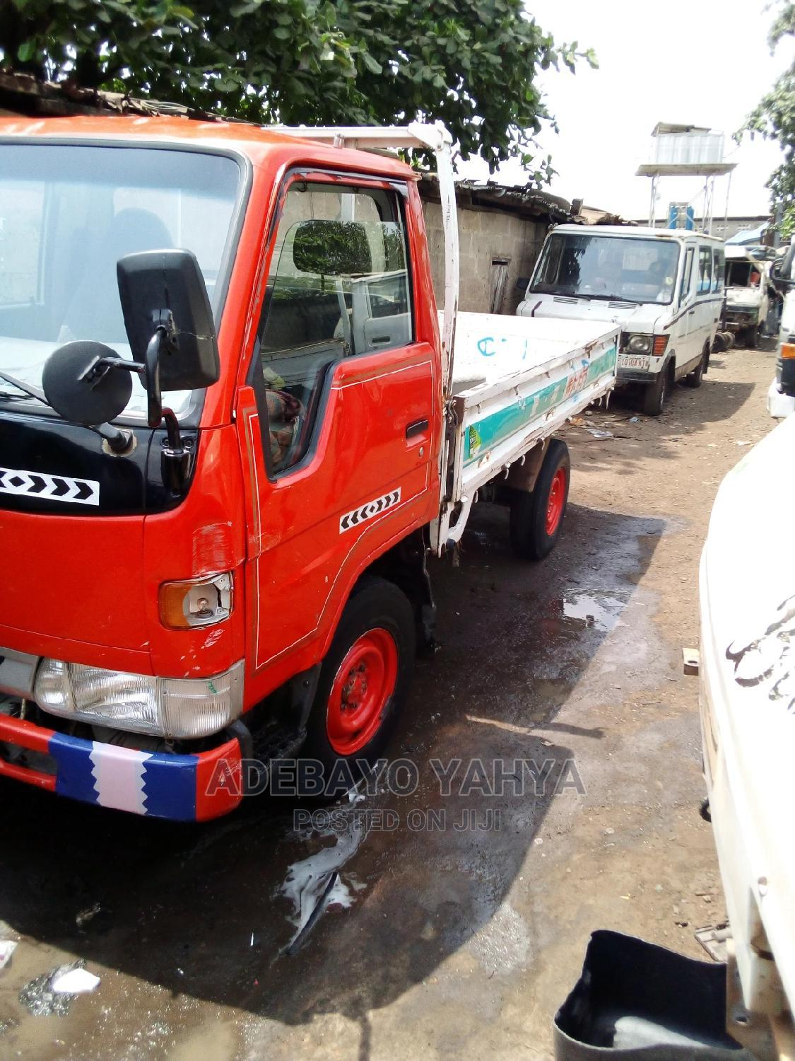 Archive: Neatly Used Toyota Dyna 150