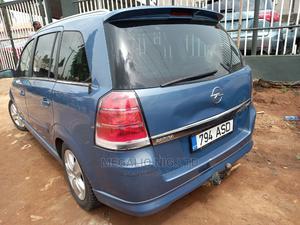 Opel Zafira 2007 1.9 CDTi Automatic Blue | Cars for sale in Lagos State, Ikeja