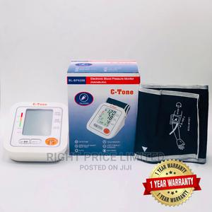 Blood Pressure Monitor/C-Tone Voice Enabled | Medical Supplies & Equipment for sale in Lagos State, Ikeja