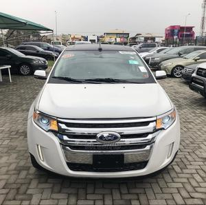 Ford Edge 2012 White | Cars for sale in Lagos State, Lekki
