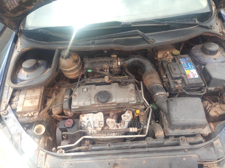 Archive: Peugeot 206 2004 SW Blue