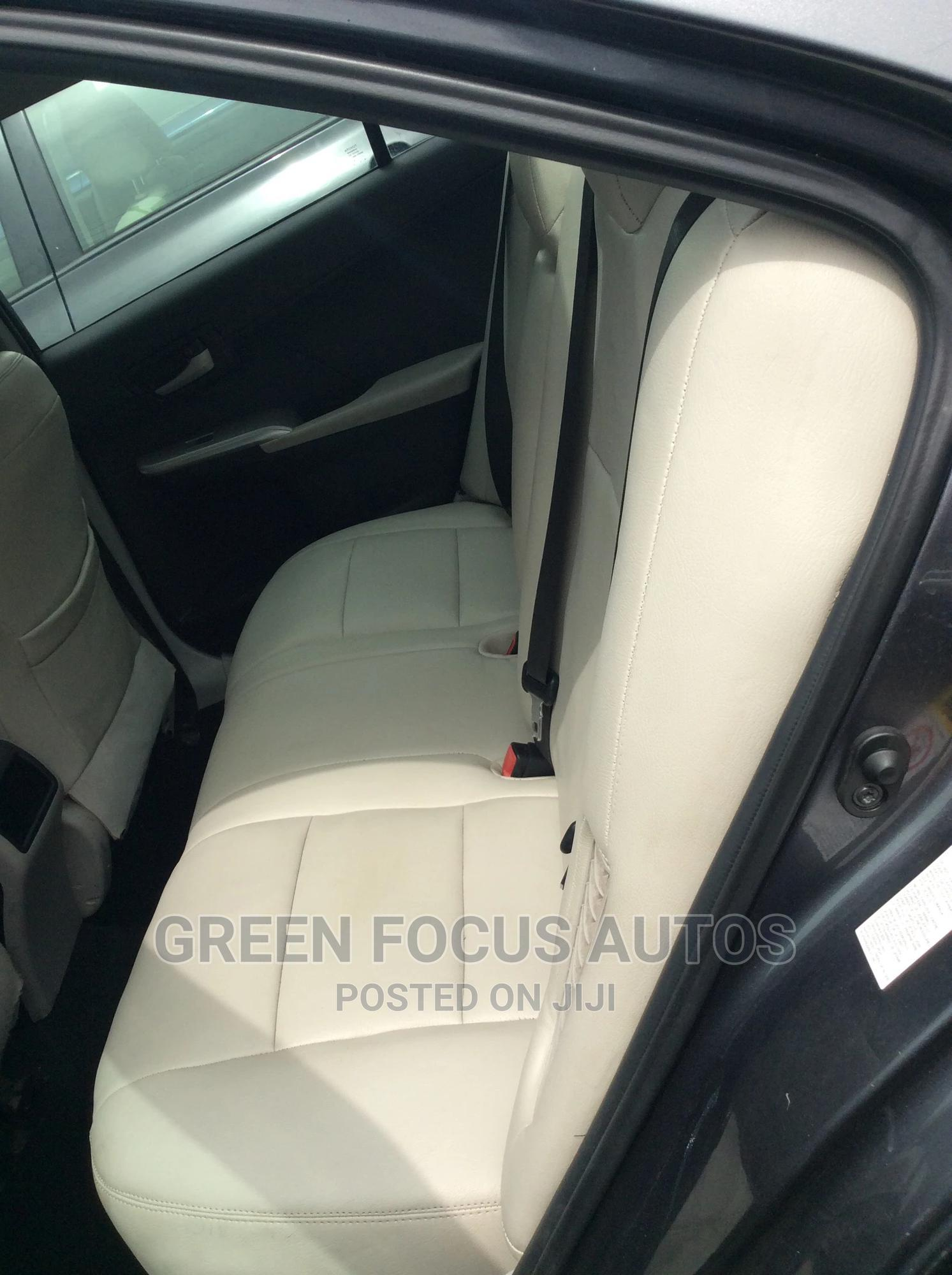 Toyota Camry 2013 Gray | Cars for sale in Ojodu, Lagos State, Nigeria