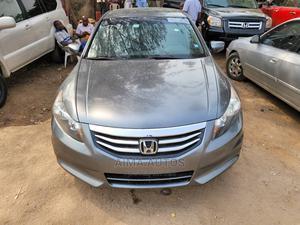 Honda Accord 2008 2.4 LX Automatic Gray | Cars for sale in Lagos State, Ikorodu