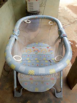 Neatly Used Baby Bed   Children's Gear & Safety for sale in Lagos State, Ifako-Ijaiye