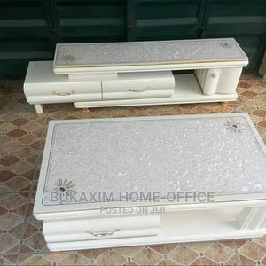 Modern Imported Tv Stand and Center Table   Furniture for sale in Lagos State, Ikeja