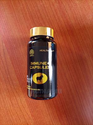 Immune+ Capsules With Low Immunity | Vitamins & Supplements for sale in Lagos State, Ikoyi