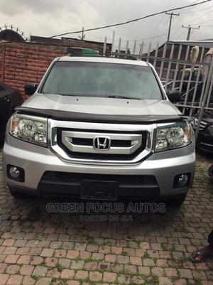 Honda Pilot 2010 Silver | Cars for sale in Lagos State, Ojodu