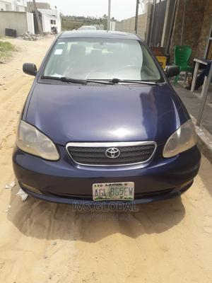 Toyota Corolla 2005 Blue | Cars for sale in Lagos State, Ajah